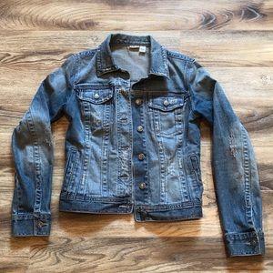 Rubbish Denim Jacket S